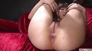 Stunning toy porn along superb, Megumi Shino