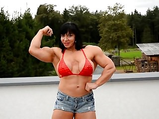 Fbb nude video - Fbb jana posing red top