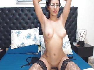 Pornstar kody wearing glasses vid Babe wearing glasses fucks hard with her boyfriend
