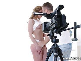 Fuck photo swinger Teeny lovers - calibri - teeny fucked in a photo studio