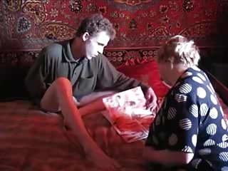 Porn russian mom and son - Russian mom son russian old woman and young boy 2
