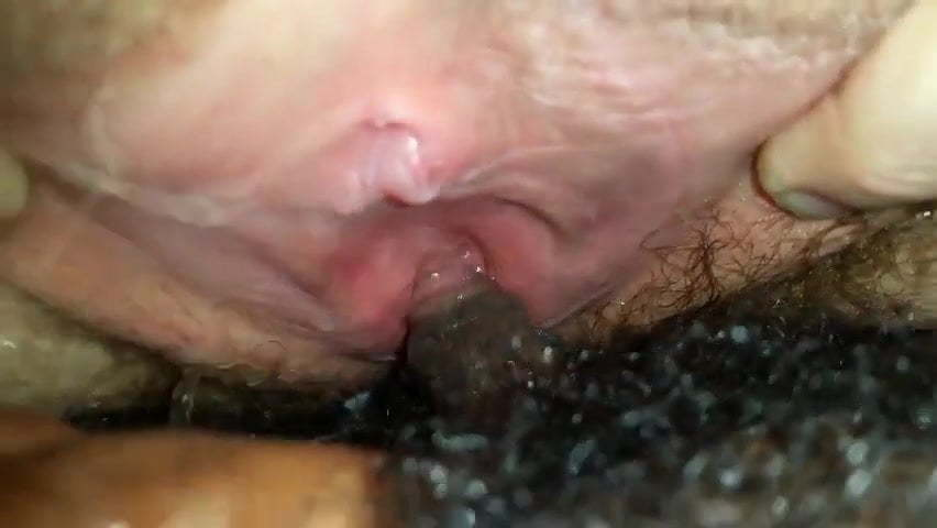 Ebony Teen Sucking White Cock