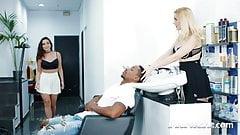 Private.com - Ariana Van X And Paola Hard Like Interracial!