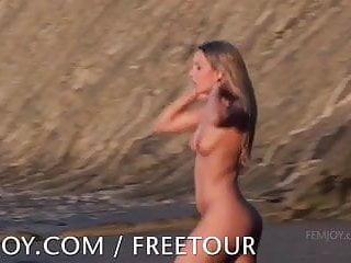 Whitney st john naked nude - Whitney conroy playing naked on the beach