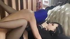 Kigurumi, Masked Sexy Doll Being Fucked