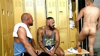 Men Over 30 Fucking My Gym Buddies