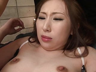 Teeng getting gang banged - Hot prisoner girl gets gang banged in a dungeon