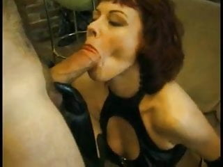 Gay club wear Hot mature redhead rubee tuesday wearing pvc