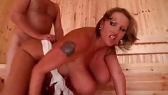 Fun in the Sauna