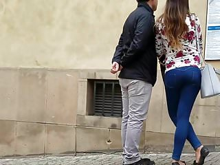 Tight round tits - Hot tight round ass in prague