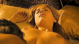 Nora Arnezeder Nude Sex Scene In Angelique  ScandalPlanetCom