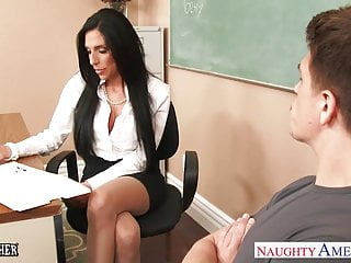 Vidz pantyhose blowjobs sex Busty sex teacher jaclyn taylor gets banged in classroom