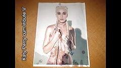 Katy Perry cum tribute (reuploaded)