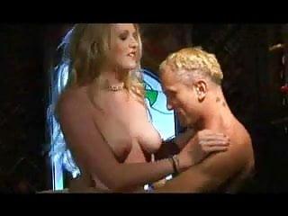 Estell parsond naked British blonde estelle does hardcore