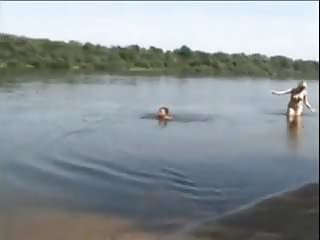 Nudist sex video Nudist sex at the lake