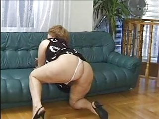 Tranny awards - Granny award 3 mature bbw with a young man
