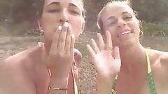 Ofelia y Carla