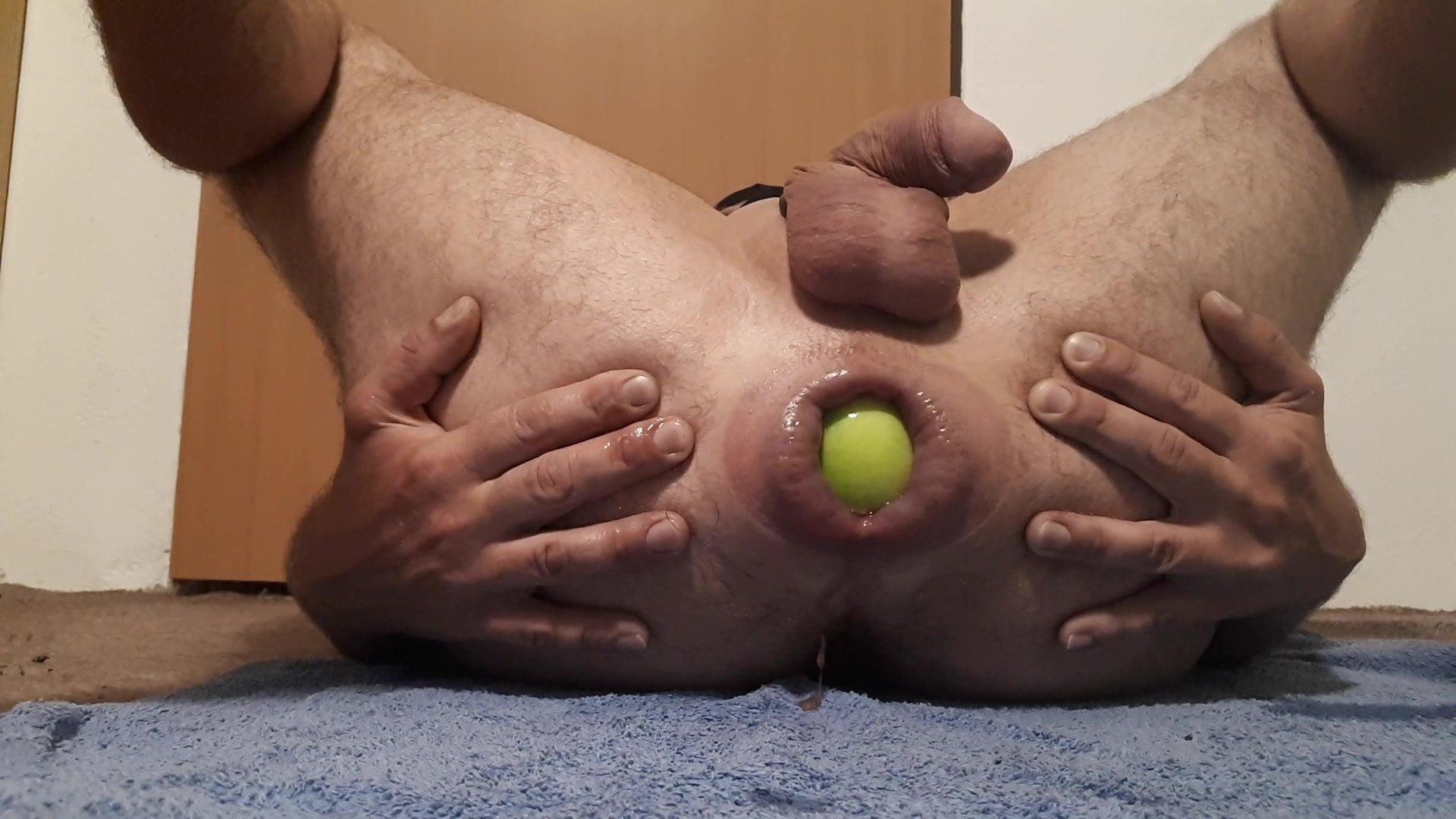 Blonde pump your ass