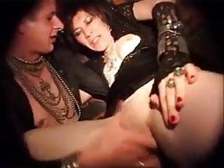 Kat orgy Kinky kit kat club sex trance love bizarre.