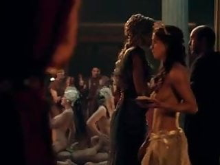 Lucy lawless sex pics Spartacus: lucy lawless and random women.