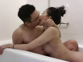 Personal sex tape Chinese famous person leak sex tape 001