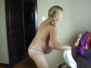 Xhamster pregnant and sexy Sexy pregnant girl trying on dresses