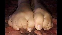 Сексуальные (размер 37) ступни Martha (новая модель)