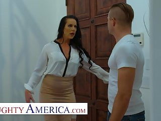 Fucking my sons friend from collage Naughty america - texas patti gets anal from sons friend