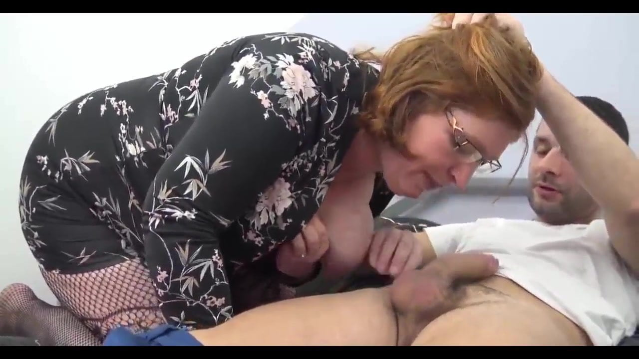 Casting French Blonde Mature