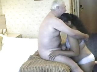 Gay white man fucking black man - Old man fucking black mature