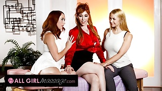 Resolving Couple Issues With Our Masseuse Lauren Phillips