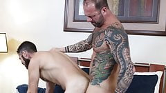 Gay sex hardcore scene with Vic Rocco & Jack Winters