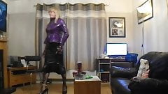 a video request of me in my pvc