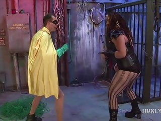 Tickle torture fetish columbus oh - Huxly tickle tortures boy wonder - dick dastard, saharra hux