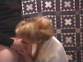 Ffm cum slurp Ass licking,cum slurping submissive wife colleen
