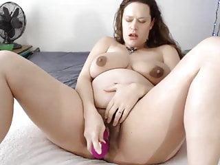 Sex with pregnant woman - Pregnant woman likes to masturbate