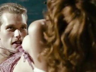 Stocking fuck erotica Actor se empalma en escena erotica.
