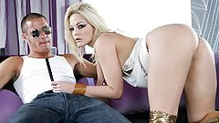 Thick Blonde Alexis Texas Enjoys Danny Mountain's Big Cock