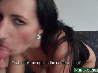 Terra nova tits video Public pick ups - terra sweet - euro babe works the cock