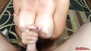 Fetish MILF Charlee Chase POV Handjob