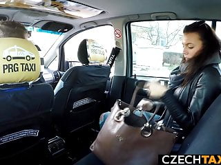 Busty sweater models - Beautiful busty model squirts in taxi car