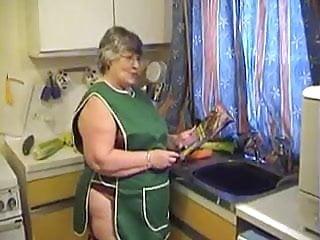 Women fucking fruit Granny fucks fruits