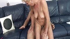 Granny likes pee