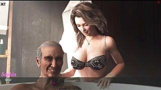 AWAM #50 - Giving the old guys a bath