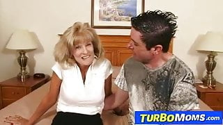 Old but gold gilf Cam needs a good fuck too