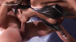 Vanessa Lane bangs in the asshole
