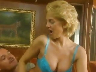 Sexy old blond Old mature woman, she is super sexy