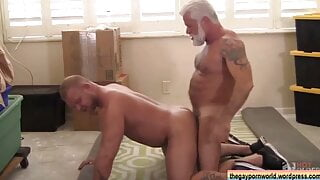 DADDY JAKE ... SUPER BOTTOM AND TOP
