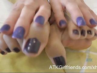 Kate isitt naked Anissa kate gives you a handjob, footjob, and blowjob.