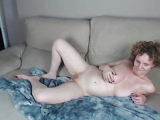Natural boobs thumbs Redhead pale skin milf with big natural boobs fucked on cam